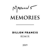 Cover Maroon 5 - Memories