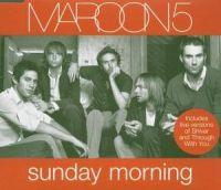 Cover Maroon 5 - Sunday Morning