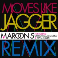 Cover Maroon 5 feat. Christina Aguilera & Mac Miller - Moves Like Jagger (Remix)