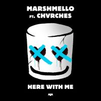 Cover Marshmello feat. Chvrches - Here With Me