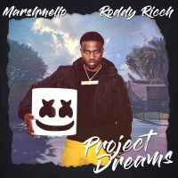 Cover Marshmello x Roddy Ricch - Project Dreams