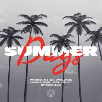 Cover Martin Garrix feat. Macklemore & Patrick Stump of Fall Out Boy - Summer Days