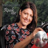Cover Martine Dams - Raak me