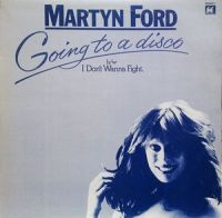 Cover Martyn Ford - Going To A Disco