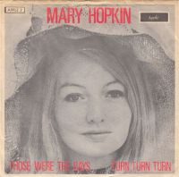 Cover Mary Hopkin - Those Were The Days