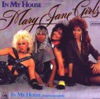 Cover Mary Jane Girls - In My House