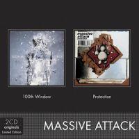 Cover Massive Attack - 100th Window + Protection