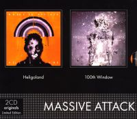 Cover Massive Attack - Heligoland + 100th Window