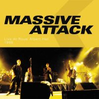 Cover Massive Attack - Live At Royal Albert Hall 1998