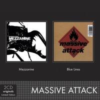 Cover Massive Attack - Mezzanines + Blue Lines