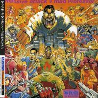 Cover Massive Attack vs. Mad Professor - No Protection