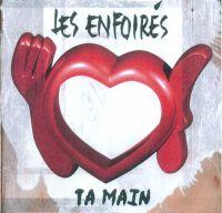 Cover Mathy / Luce / Zazie / Maurane / MC Solaar / Les Enfoirés - Ta main