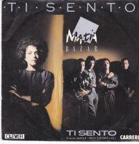 Cover Matia Bazar - Ti sento
