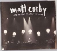 Cover Matt Corby - Live On The Resolution Tour