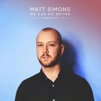 Cover Matt Simons - We Can Do Better