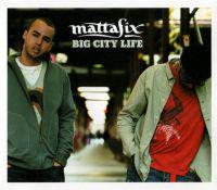 Cover Mattafix - Big City Life