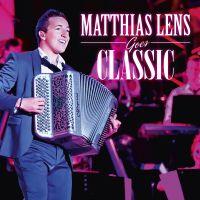 Cover Matthias Lens - Matthias Lens Goes Classic