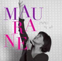 Cover Maurane - Carnet de Mô