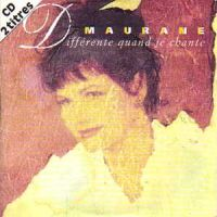 Cover Maurane - Différente quand je chante