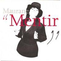 Cover Maurane - Mentir