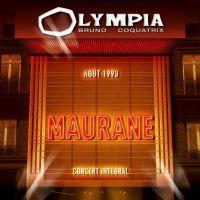 Cover Maurane - Olympia Bruno Coquatrix - Août 1993