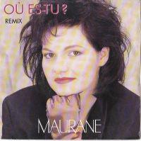 Cover Maurane - Où es-tu?