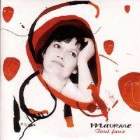 Cover Maurane - Tout faux