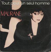 Cover Maurane - Tout pour un seul homme