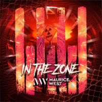 Cover Maurice West - In The Zone