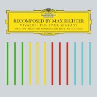 Cover Max Richter / Daniel Hope / Konzerthaus Kammerorchester Berlin / André De Ridder - Recomposed By Max Richter - Vivaldi: The Four Seasons