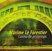 Cover Maxime Le Forestier - Casino de printemps