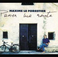 Cover Maxime Le Forestier - Passer ma route