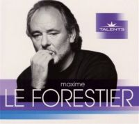 Cover Maxime Le Forestier - Talents