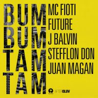 Cover MC Fioti / Future / J Balvin / Stefflon Don / Juan Magan - Bum bum tam tam