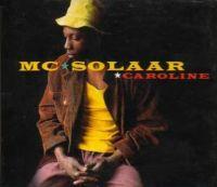 Cover MC Solaar - Caroline