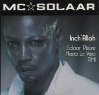 Cover MC Solaar - Inch'Allah