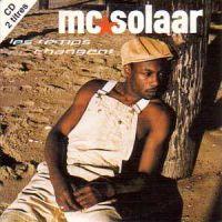 Cover MC Solaar - Les temps changent