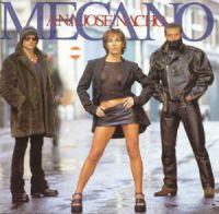 Cover Mecano - Ana José Nacho