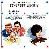 Cover Medium-Terzett / Mina - Das große deutsche Schlager-Archiv
