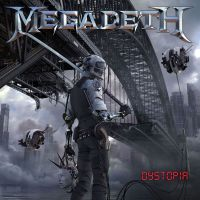 Cover Megadeth - Dystopia