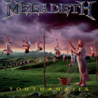 Cover Megadeth - Youthanasia