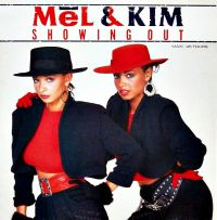 Cover Mel & Kim - Showing Out