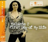 Cover Melanie C - First Day Of My Life