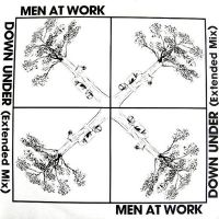 Cover Men At Work - Down Under