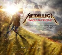 Cover Metallica - Back To The Front