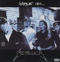 Cover Metallica - Garage Inc.