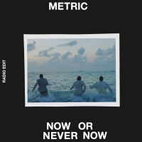 Cover Metric - Now Or Never Now