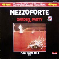 Cover Mezzoforte - Garden Party