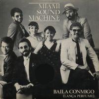 Cover Miami Sound Machine - Baila conmigo (Lanca perfume)