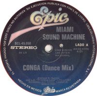Cover Miami Sound Machine - Conga!